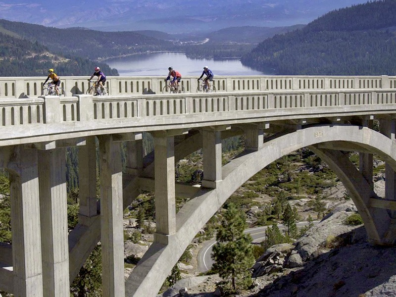 There's an abundance of outdoors activities in Nevada County