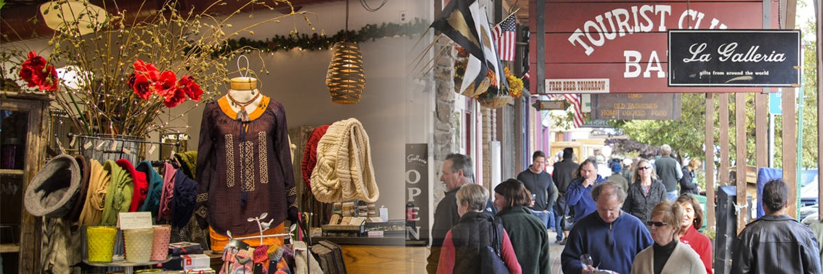 Retail and Tourism in Grass Valley, Nevada City and Truckee
