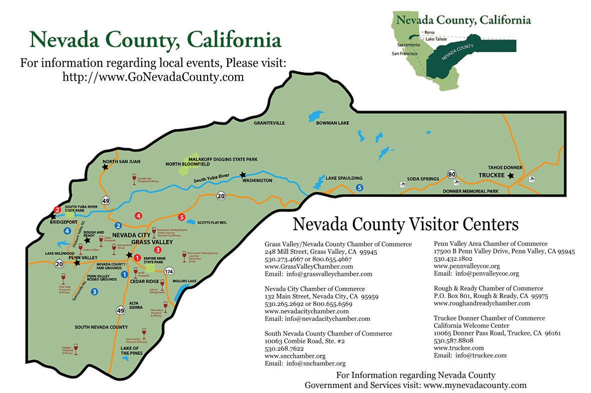 Community Information – Nevada County Economic Resource ... on map of paicines ca, map of likely ca, map of california ca, map of fulton ca, map of santa fe springs ca, map of forbestown ca, map of cedarville ca, map of gold run ca, map of hamilton city ca, map of south lake tahoe ca, map of doyle ca, map of newell ca, map of rancho palos verdes ca, map of soulsbyville ca, map of downieville ca, map of big bear lake ca, map of alta sierra ca, map of san juan capistrano ca, map of norden ca, map of bieber ca,